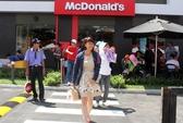 McDonald's Việt Nam không còn cảnh xếp hàng như ngày khai trương