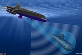 Tàu robot Mỹ sẽ theo dõi tàu ngầm Trung Quốc và Nga