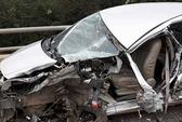 Buồn ngủ, tài xế xe khách gây tai nạn thảm khốc trên cao tốc