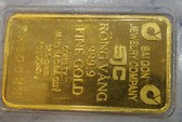 Chật vật khi bán vàng miếng SJC mẫu cũ
