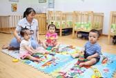 Kiến nghị tăng học phí mầm non lứa tuổi 6-18 tháng