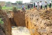 Đồng Nai: Một doanh nghiệp chôn bùn thải gần khu dân cư