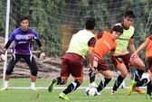 U23 Việt Nam: Rèn thể lực, luyện tốc độ