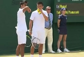 Hoàng Nam vào bán kết đôi nam trẻ Wimbledon
