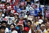 Nhật Bản chia rẽ vì dự luật an ninh