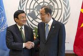 Việt Nam góp sức gìn giữ hòa bình của LHQ