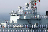 Mỹ cảnh báo về hải quân Trung Quốc