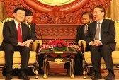 Tích cực vun đắp quan hệ đặc biệt Việt - Lào