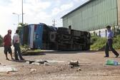 3 vụ tai nạn, 3 người chết, hàng chục người bị thương