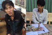 CSGT Trung Lương bắt kẻ giết người, cướp xe SH
