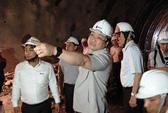 Hầm đèo Cổ Mã sẽ hoàn thành trong tháng 8