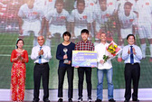 U19 Việt Nam lần thứ hai đoạt giải Fair Play