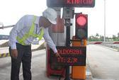 Đặt trạm cân tại trạm thu phí để siết xe quá tải