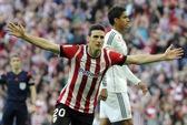"""Bilbao nhấn chìm Real Madrid tại """"đất dữ"""" San Mames"""