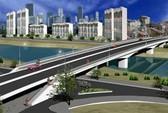TP HCM: Rào chắn một phần đường cầu Kinh Thanh Đa