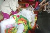 Người vợ trẻ bị chồng tưới xăng thiêu sống đã tử vong