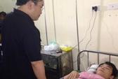 Phó Thủ tướng Hoàng Trung Hải thăm nạn nhân vụ sập giàn giáo