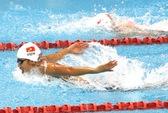 Ánh Viên phá kỷ lục SEA Games, đánh bại kỷ lục gia thế giới