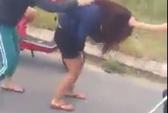 Sốc với clip nữ sinh Đà Nẵng bị đánh dã man trên Facebook