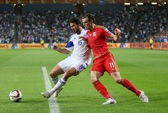 Bỉ thắng 5 sao, Gareth Bale đưa Xứ Wales lên ngôi đầu