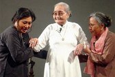 NSND Kim Cương gầy dựng quỹ trợ vốn cho nghệ sĩ nghèo