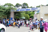 Bắt giam 3 nhân viên tham ô tại Bệnh viện Nhi Đồng 1
