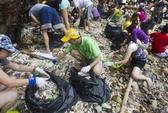 Trung Quốc xả 2,4 triệu tấn chất thải nhựa ra biển