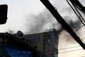 TP HCM: Cháy nhà mặt tiền đường Cách Mạng Tháng Tám, quận 3