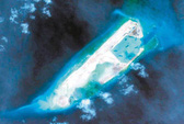 Phản đối Trung Quốc bay thử nghiệm ra đá Chữ Thập
