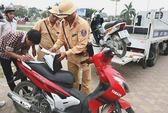 Bộ trưởng Thăng đề nghị rút đề xuất tịch thu xe