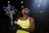 Grand Slam thứ 19 cho Serena Williams
