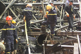 Chính phủ: Huy động mọi lực lượng cứu nạn sập giàn giáo Formosa