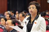Đề nghị Quốc hội bãi nhiệm đại biểu Châu Thị Thu Nga