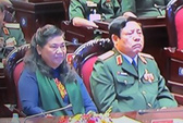 Đại tướng Phùng Quang Thanh dự giao lưu Khát vọng đoàn tụ