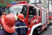 Cháy nổ trong tiệm kem giữa trung tâm Sài Gòn