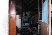 Hỏa hoạn thiêu rụi 8 căn nhà trọ tại TP HCM