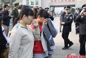Giải cứu 1 phụ nữ Việt Nam bị nhốt ở Trung Quốc