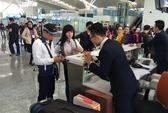 Bắt trộm ở sân bay, không khó
