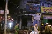 Cà Mau: Cháy lớn thiêu rụi cửa hàng điện máy