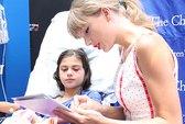 Taylor Swift: Tâm sáng, tài cao - Ngôi sao nhân ái