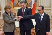 Đức, Pháp gạt Mỹ khỏi bàn cờ Ukraine?