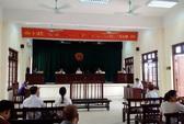 """Bị cáo """"bảo mẫu"""" chùa Bồ Đề không có mặt tại tòa"""