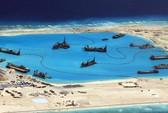 Trung Quốc lại ngụy biện về việc xây đảo trên biển Đông