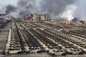 Lao vào biển lửa Thiên Tân, lính cứu hỏa để lại tin nhắn cảm động
