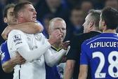 Ivanovic thoát án kẹp cổ, Chelsea và Everton bị phạt