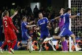 Người hùng Ivanovic đưa Chelsea vào chung kết Cúp Liên đoàn