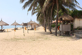 Cát cứ bãi biển