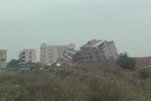 Trung Quốc: Lở đất dữ dội, 22 tòa nhà đổ sập