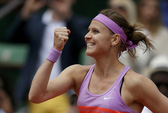 Đương kim vô địch Sharapova thua sốc Safarova ở vòng 4
