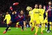 5 phút điên rồ ở Nou Camp, Barcelona ngược dòng hạ Villarreal